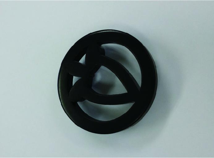 オリジナルボタン 飾りボタン 製作 アクリル つや消し 制服ボタン 岩福セラミックス