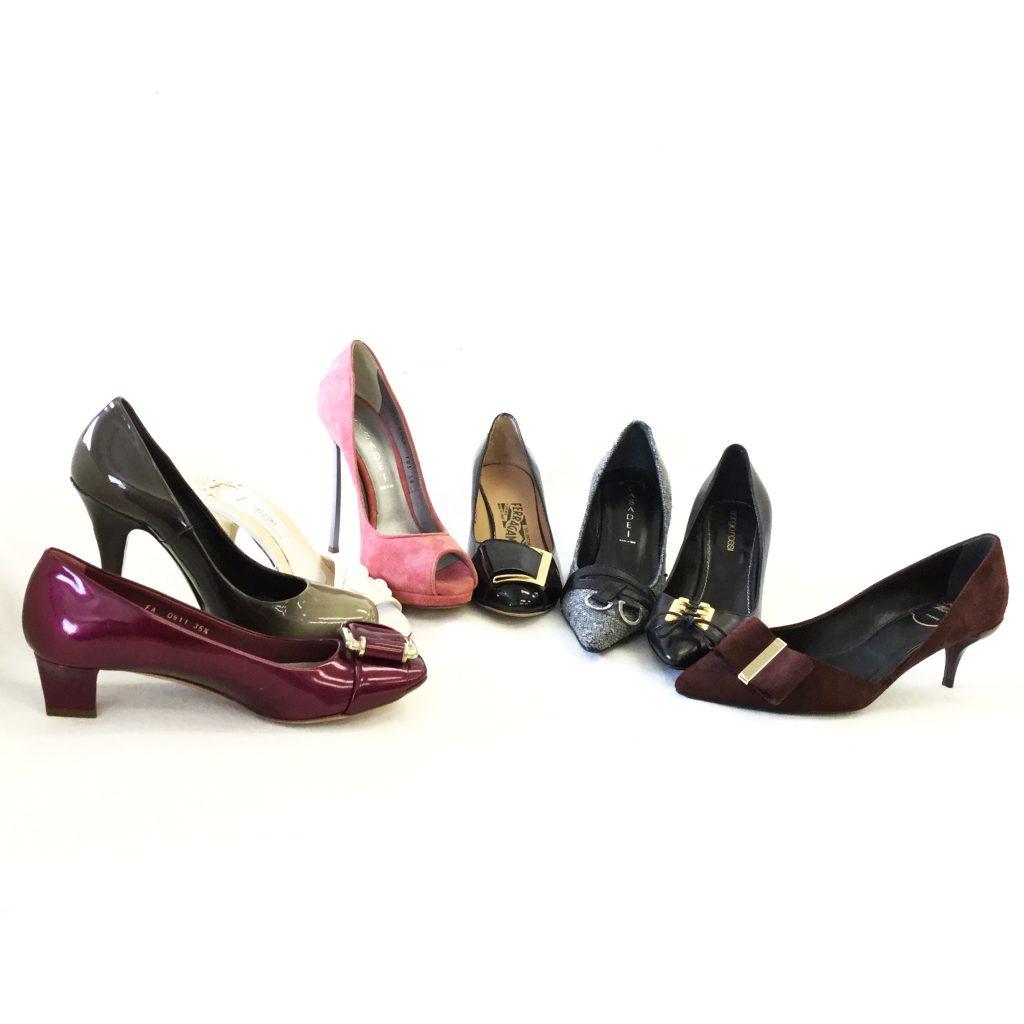 浅草エーラウンド 靴 パンプス 販売 インポートシューズ ハイブランド サンプルシューズ