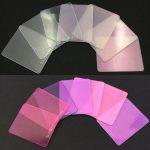 新素材 紫外線 色が変わる