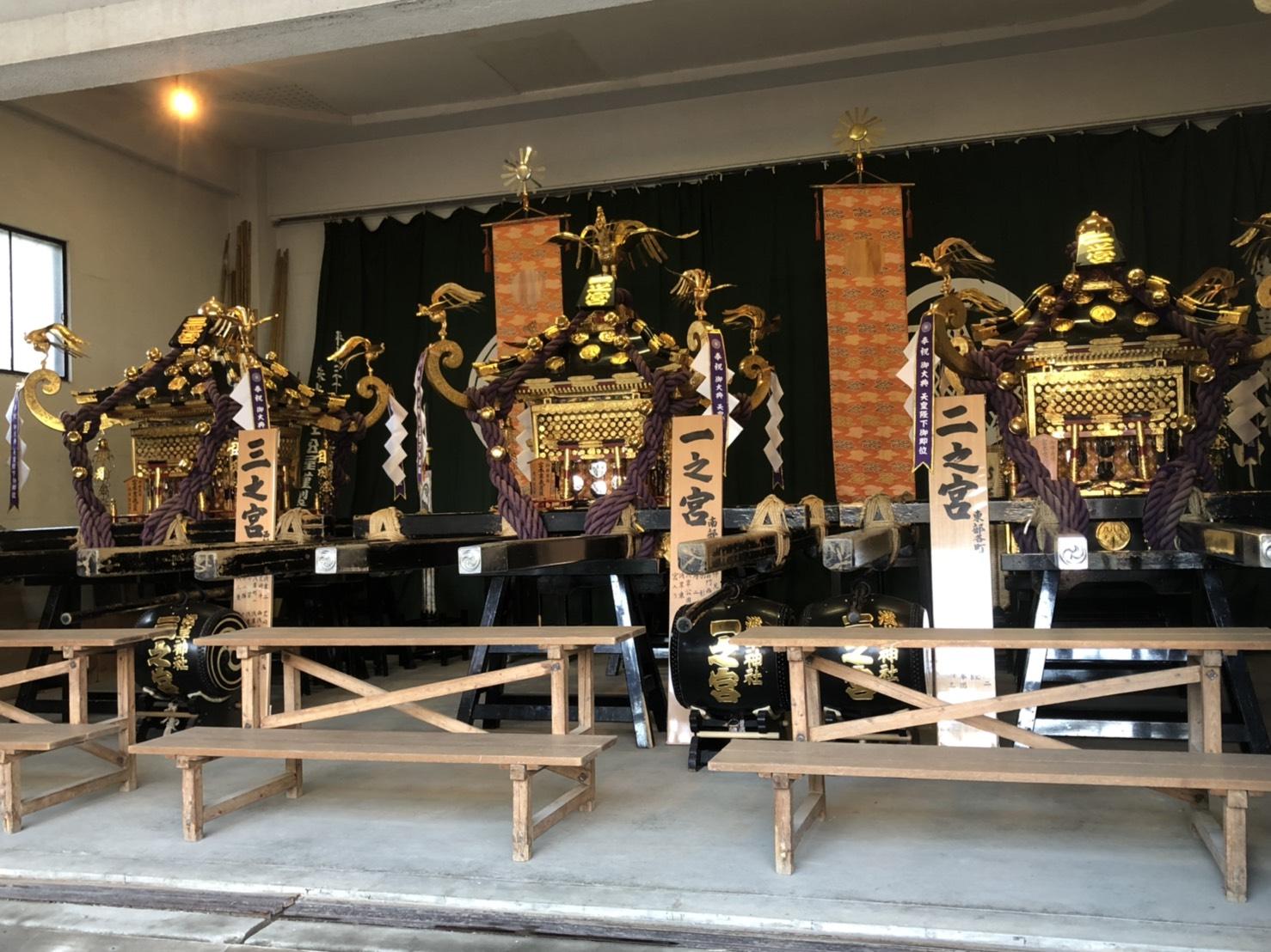 浅草 三社祭り お神輿