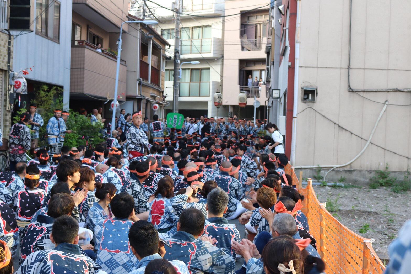 浅草 三社祭り